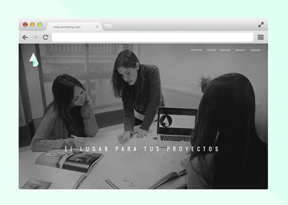 Proyecto web ARCHBEING